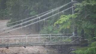 7 13水害の記録④am9 06 越後長野温泉嵐渓荘