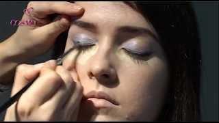 Machiaj profesional de zi primavara - vara 2012 | JustShops.ro & COSMO Beauty School