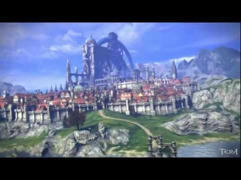TERA Online - The Beautiful World of TERA (watch in 1080p HD)