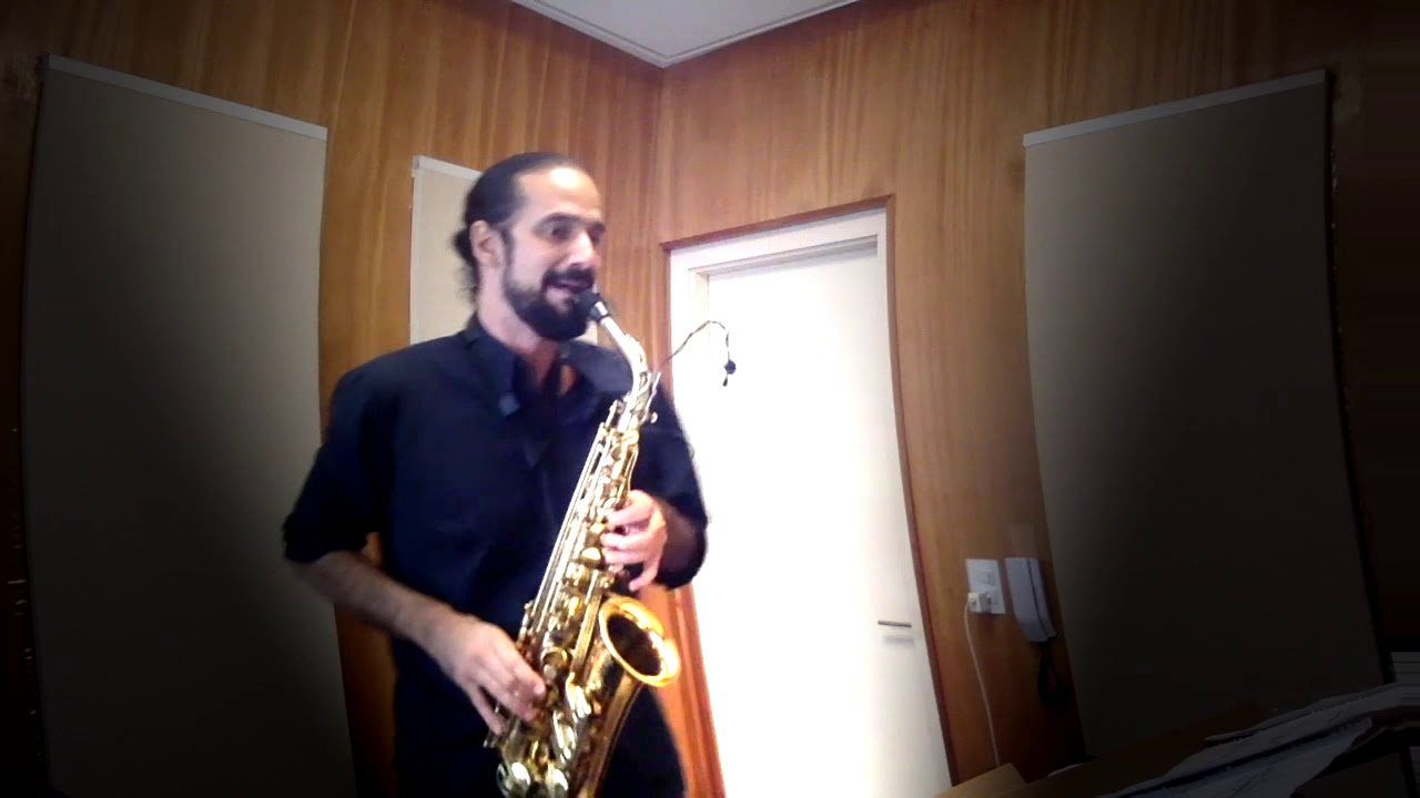 Download CONCERT 4: Enlarge Your Sax: Works for Sax and Electronics - Pedro Bittencourt