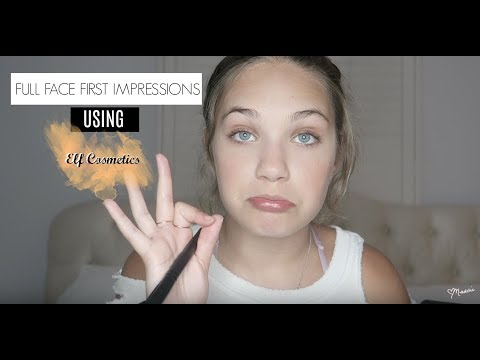 FULL FACE || e.l.f. Cosmetics First Impressions!