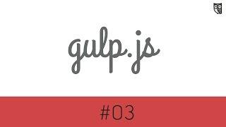 Gulp.js #3 - gulp-sass, gulp-uncss