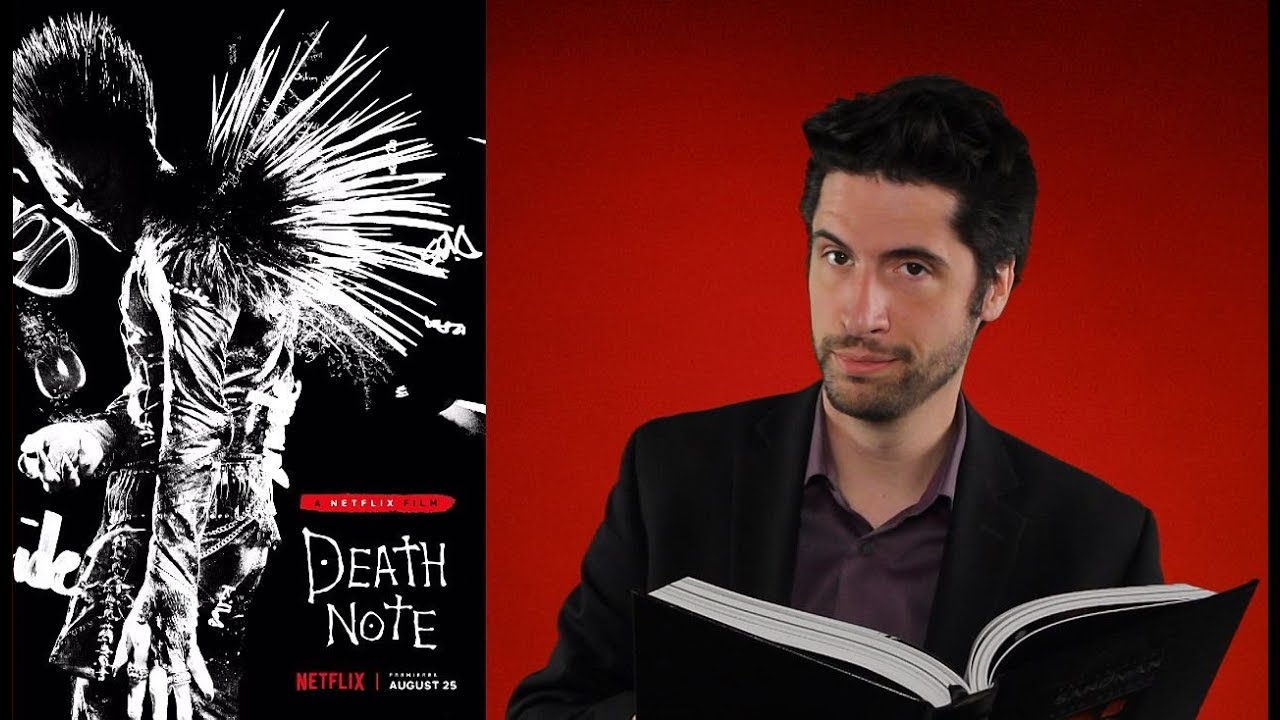 death note movie review youtube