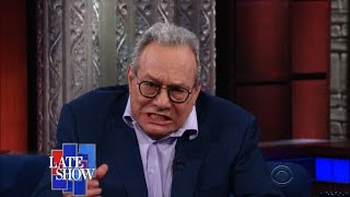 Lewis Black Yells At Your Roommate