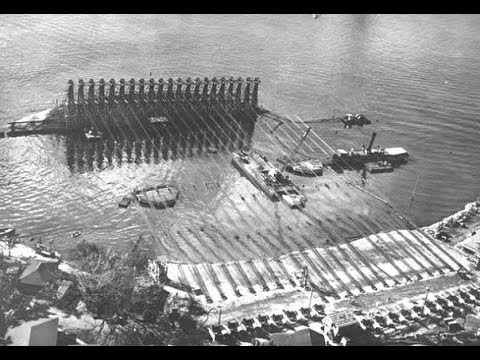 US Navy - Pearl Harbor Salvage Operations