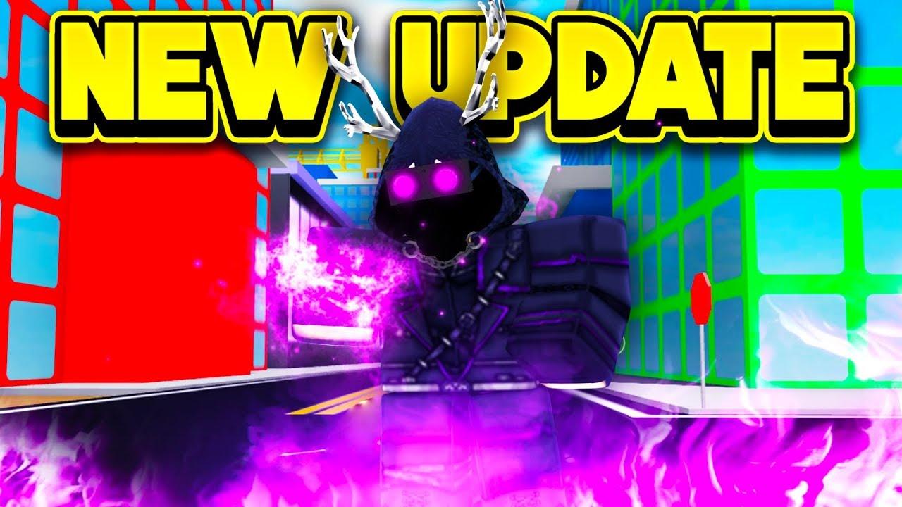 NEW SUPER VILLAIN UPDATE! (ROBLOX Mad City) - YouTube