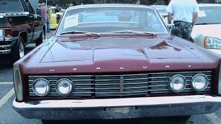 1965 Mercury Monterey Marauder Maroon ZH022114