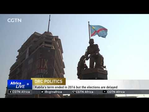 DR Congo's parliament to consider legal protection for ex-presidents