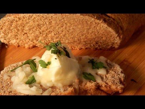 Easy Dark Rye Flour Russian Black Bread Recipe