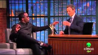 Ciroc Apple - Seth Meyers and Diddy Drink Responsibly (Dec 2015)