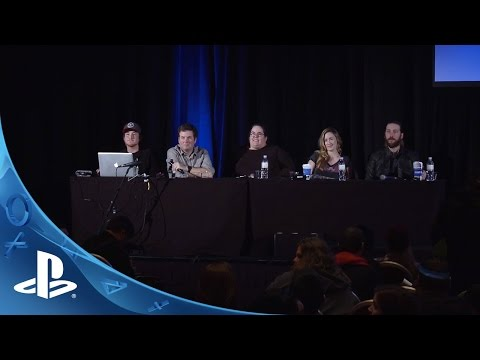 PlayStation Experience | Actors and Their Voices: Casting Characters Panel