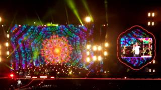 Coldplay - Hymn For The Weekend (feat. Beyonce) @ Nice // 24-05-2016