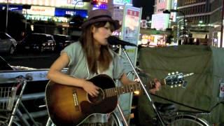 2012年8月25日(土) 新宿西口路上ライブのダイジェスト.