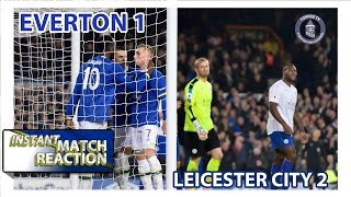 Video Gol Pertandingan Everton vs Leicester City