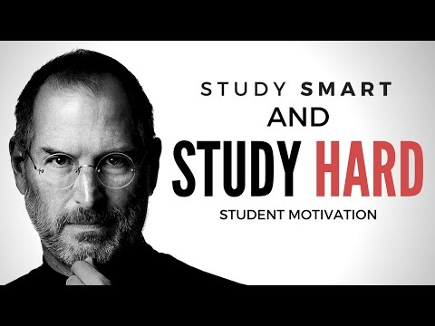 Study Hard AND Study Smart! – Motivation Video