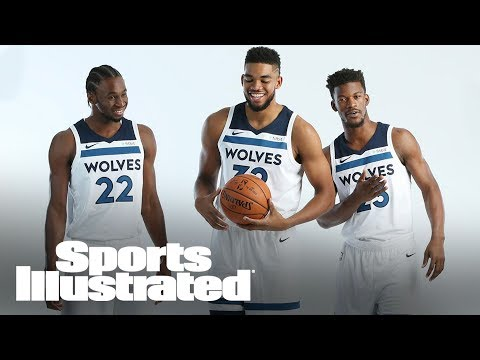 Can Timberwolves Win A Title? Karl-Anthony Towns On Jimmy Butler, More | SI NOW | Sports Illustrated
