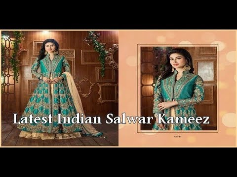 Latest Indian Salwar Kameez Designs 2018