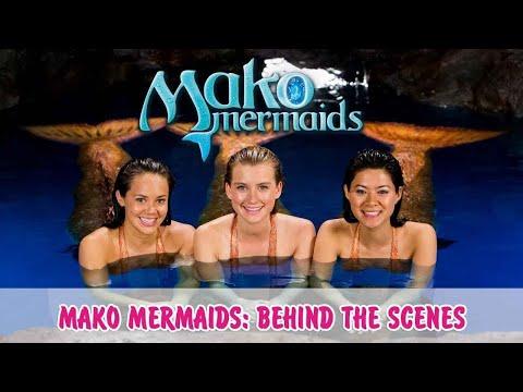 Mako Mermaids | Behind the Scenes