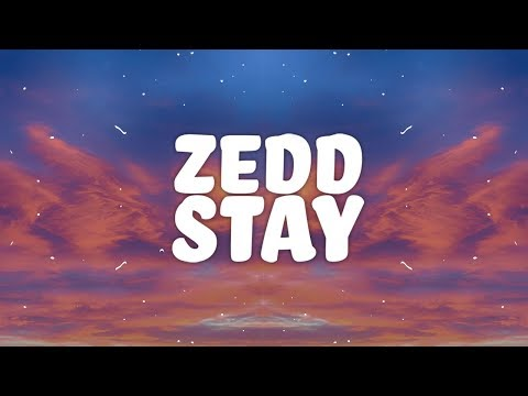 Zedd, Alessia Cara - Stay  🎵