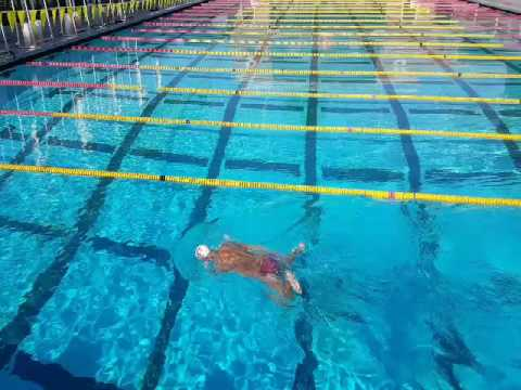 Speed Bump Breaststroke Kick Drill