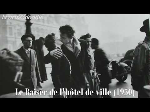 Robert Doisneau - Google Doodle with Original Pictures HD [1080p]