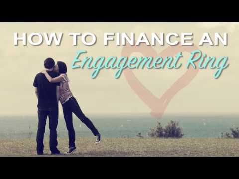 How to finance an engagement ring