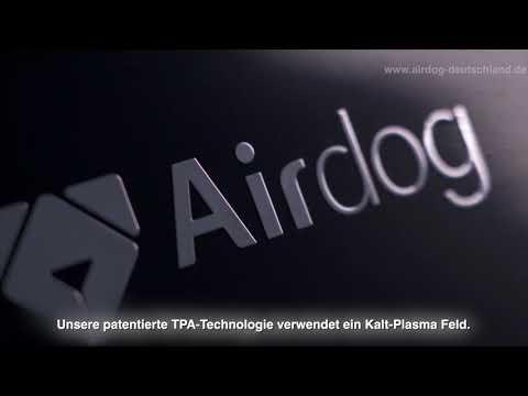Airdog TPA Luftreiniger - Unternehmensvorstellung