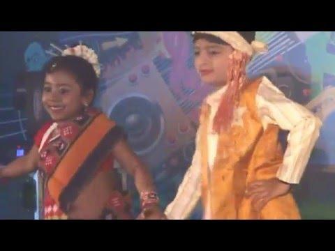 OSUAE - Utsav 2016 (Utkal Diwas) - Jai Phula Lo (Kids Dance)