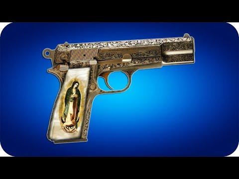 Fallout: New Vegas - Уникальное оружие