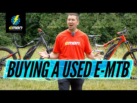 Buying A Used E Bike | What To Look Out For