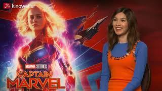 Interview Gemma Chan CAPTAIN MARVEL