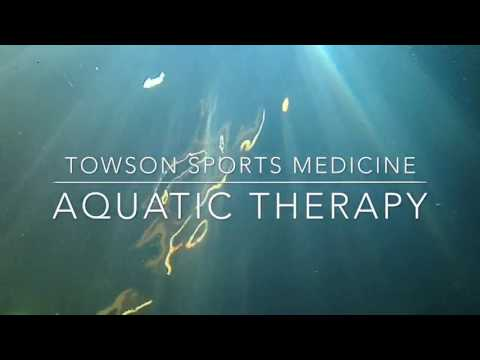 Aquatic Therapy - Lower Extremity Functional Exercise