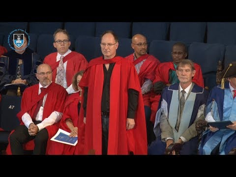 Professor Peter Dunsby inducted into College of Fellows