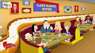 American Dad: Lazy Ranch River [CLIP] | TBS