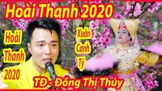 Hoài Thanh Dâng Văn hay Nhất Tại TP Hải Phòng Xuân Canh Tý - TĐ Đồng Thị Thúy Hải Phòng