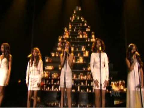 Let it Be with Fifth Harmony