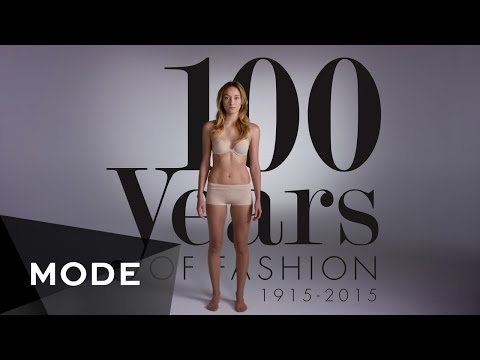 100 Years of Fashion: Women ★  Mode.com