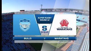 Vodacom Super Rugby | Highlights | Bulls vs Waratahs