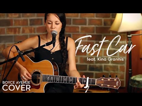 Fast Car - Tracy Chapman (Boyce Avenue feat. Kina Grannis acoustic cover) on Spotify & Apple