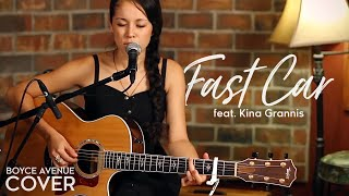 Tracy Chapman - Fast Car (Boyce Avenue feat. Kina Grannis acoustic cover) on Apple & Spotify