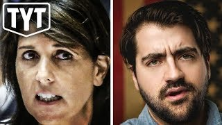 Trae Crowder To Nikki Haley: Does Trump Really Think He's Funny?