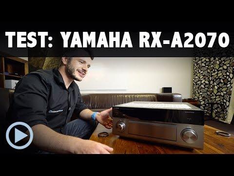 YamahaRX-A2070  AVENTAGE Music Cast Vorstellung / Test
