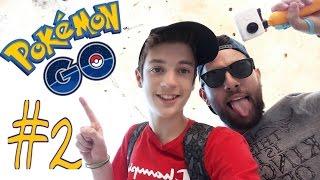 Πάμε να κατακτήσουμε το Gym! Pokemon GO #2
