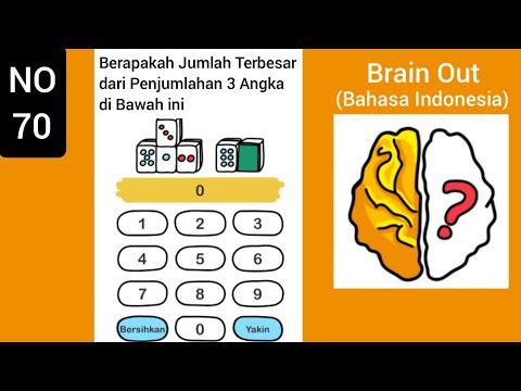Brain Out Level 70: Berapakah Jumlah Terbesar Dari Penjumlahan 3 Angka Di Bawah Ini