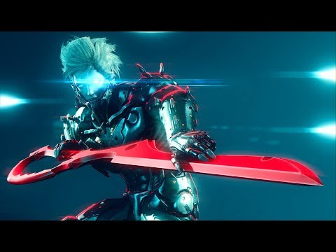[Metal Gear Rising]-Final Boss Fight:Revengeance Mode HF Murasama Blade No Damage Upgrade