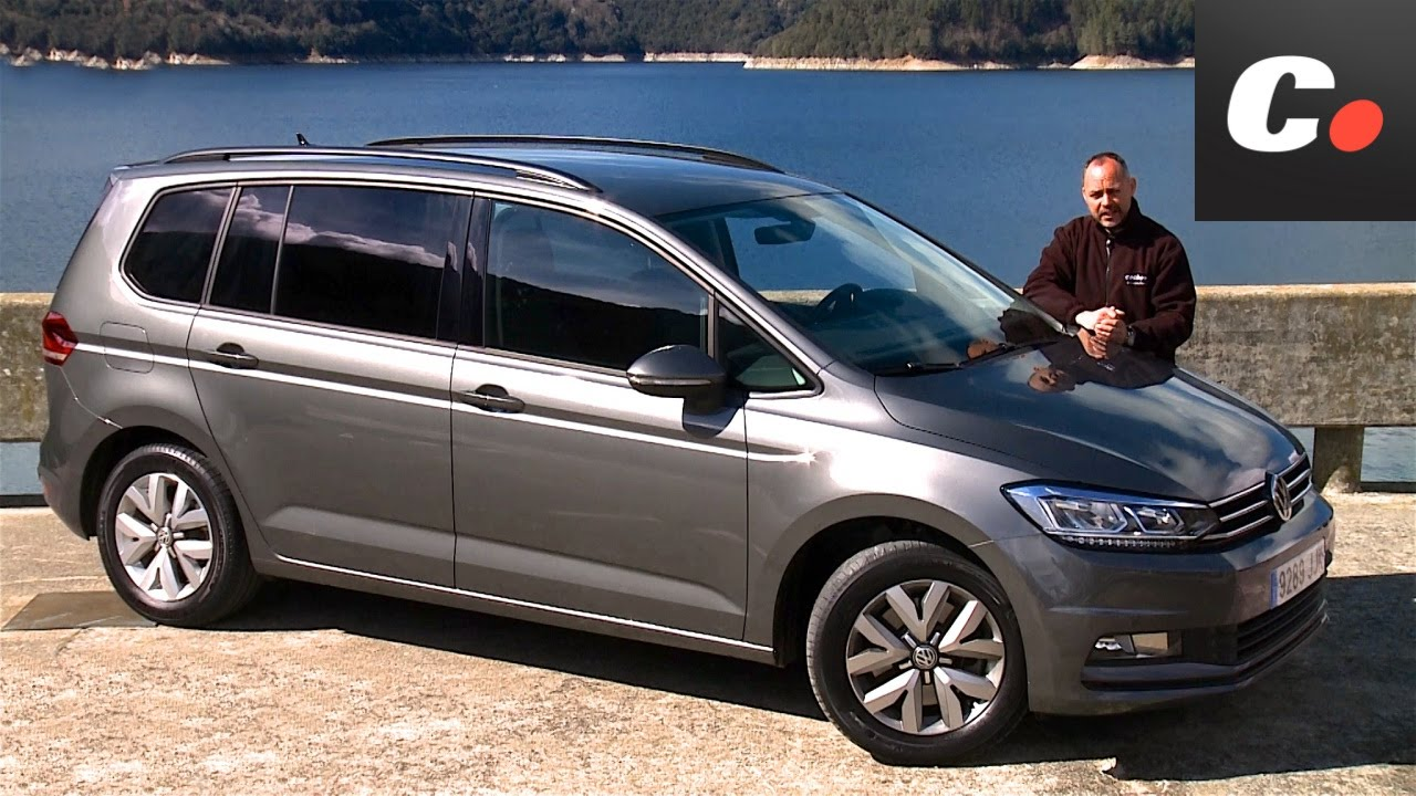 volkswagen touran prueba test review en espa ol. Black Bedroom Furniture Sets. Home Design Ideas