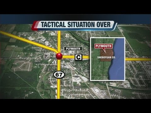Report of possible tactical situation in Plymouth