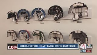 Some schools don't use best rated helmets