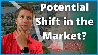 Sarasota Real Estate Update: Market Crash? [July 2021]