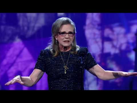 JFL All Access: Carrie Fisher